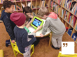Armodilo Tablet Kiosks and Enclosures Help Educate Children at Helsinki City Library