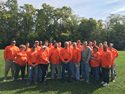 Hundreds of Michelman employees around the globe left their offices behind to volunteer their time at a wide variety of locations for Michelman's 5th Annual Global Day of Service.