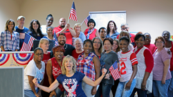 1-800-PetMeds team celebrating Memorial Day