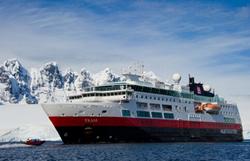 Hurtigruten Cruises to Antarctica