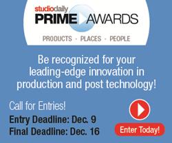 StudioDaily Prime Awards