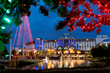 Gaylord Texan Resort sits on 125-acres by the shores of Lake Grapevine