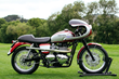 The Return Of The Cafe Racers: British Customs Releases Cafe Racer Seat Weekend Projects Packages For Triumph Motorcycles