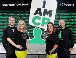 Cruise Planners Executives at Convention 2016 where the most technology updates were ever revealed