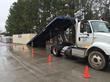 Mobile Mini's Atlanta branch implements delivery guarantee program.