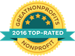 GreatNonprofits Top-Rated Award