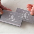 Avery WePrint™ Business Card Books™ remove cleanly and easily.
