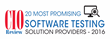 QA Mentor Nominated Among CIOReview's 20 Most Promising Software Testing Solution Providers 2016