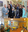 Dipp Metzger Family Gives Back to El Paso Community Through Gift of Children's Hospital Oncology Playroom