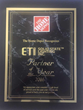 The Home Depot Selects ETi Solid State Lighting as Partner of the Year