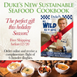Cookbook Holiday Offer for Duke's Chowder House