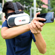 New Shooter, Driving VR Games to use Smartphones As Controllers
