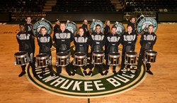 Bucks Beats Drumline!