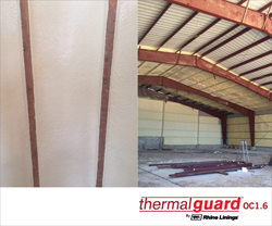 hybrid spray foam insulation