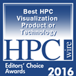 Kitware Receives Honor in 2016 HPCwire Readers' and Editors' Choice Awards