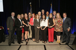 Career Development Partners was named the proud recipient of the Veteran Business Champion Award.
