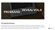 Final Cut Pro X - ProBrand Reveal Volume 8 - Pixel Film Studios Plugin