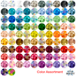 STAR BRIGHT Rhinestone Color Sampling
