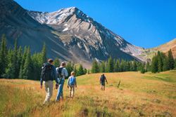 Public lands allow Americans to explore the great outdoors.