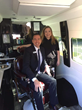 4th Generation Luxury Mobile Barber Shop Hosts Gala Grand Opening