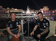 ReSquared Medical giving treatments to Ryan Hodge and Justin Crews in Las Vegas
