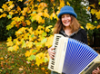 Accordionist Terri Conti joins David Arkenstone's Winter Fantasy