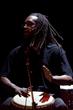 International percussionist David Leach