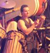 World music percussionist Joshua Amyx