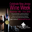 New Jersey Wine Week Commemorated Nov. 14-21