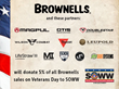 Brownells & 11 Industry Partners Join Forces to Support Veterans