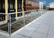 Hollaender® Interna-Rail® VUE Railing System Weathering Harsh Midwest Seasons at Mixed Use Development