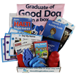 Good Dog in a Box family friendly dog training subscription