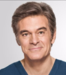 "Dr. Oz Offers Holiday Health Tips On CRN's ""Distraction"" Podcast"