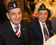 Nearly 500 veterans and supporters attended the seventh annual Veterans Breakfast, hosted by Westchester County's four local hospices, at the Westchester Marriott in Tarrytown on Thursday, Nov. 10.