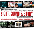 """Sight, Sound & Story: The Art of Cinematography"" Production Event Returns December 6th"