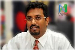 John Vasikaran, CEO, Merka Africa