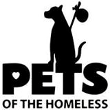Pets of the Homeless feeds and provides basic veterinary care to pets of homeless people in the United States and Canada