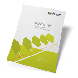 Digging Deep: A New White Paper Analyzes the Market Opportunity for Cross Bore Inspection Services