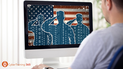 Provide Veterans with CyberSecurity Training & Certification.