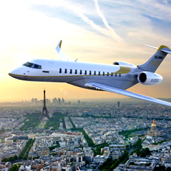 Luxury Long Range Private Jet Bombardier Global 7000