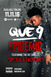 "Que's ""Epidemic"" Online Everywhere!"
