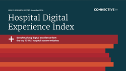 Hospital Digital Experience (HDX) Index