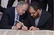 Dr. Brescia and Rabbi Selwyn