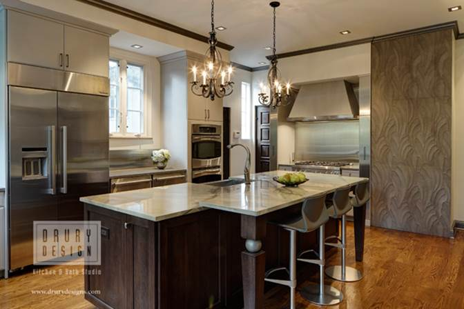 Charmant Drury Design Award Winning Chicago Kitchen DesignMost Dramatic Makeover  Award Winning Kitchen, As Chosen By Modern Luxury/CS Interiors And NKBA  Chicago ...