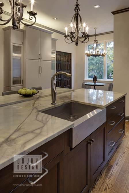 Drury Design Award Winning Chicago Kitchen DesignNKBA Midwest Chapter Most Dramatic Makeover Chosen By Modern Luxury CS Interiors