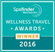 2016 Wellness Travel Award Winner