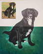Pinot's Palette Hosts Pet-Portrait Painting Party