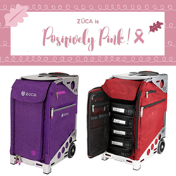 ZÜCA Rolling Bags are a Popular Holiday Gift for Women