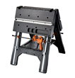 WORX Pegasus Worktable, sawhorse position