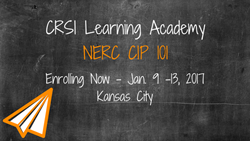 NERC CIP Training